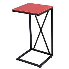 C Shaped End Table Top 10 Best Snack Tables In 2017