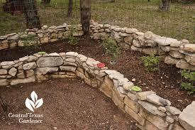 how to build a rock garden bed kokanee home renovations raised