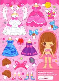 imagenes de monitas kawaii libreta kawaii chica muñeca armario de mind wave blocs de notas