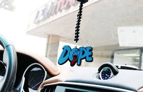 ijdmtoy 1 jdm ghost dope rearview mirror