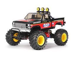 grave digger monster truck remote control tamiya blackfoot 2016 2wd electric monster truck kit tam58633