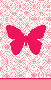 gallery for pink bow pattern wallpaper background