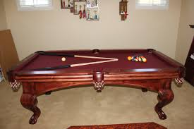 Wood Pool Table Free Pool Table Delivery And Installation U2013 Dk Billiards Pool