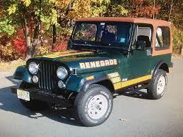 jeep cj laredo 1984 jeep cj8 laredo scrambler ebay indianapolis indiana page 2