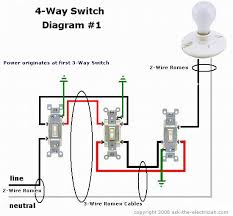 how to wire 4 way switch devices u0026 integrations smartthings