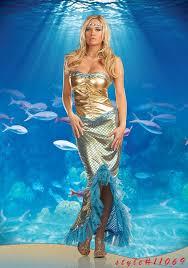 Ariel Mermaid Halloween Costume Compare Prices Mermaid Costume Shopping