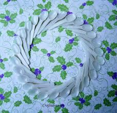 recycling ideas christmas wreath craft ideas