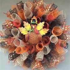 Thanksgiving Wreath Craft Best 25 Thanksgiving Mesh Wreath Ideas On Pinterest