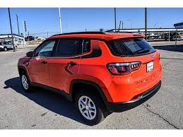 jeep compass 2018 new 2018 jeep compass sport 4x4 suv in hobbs 7209 tate branch hobbs