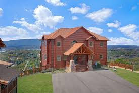 6 Bedroom Cabin Pigeon Forge Tn Copper Ridge Lodge Luxury 6 Bedroom Cabin Cabins Usa