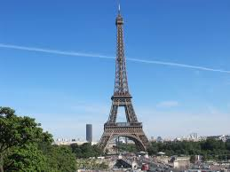 French Flag Eiffel Tower Monuments Eiffel Tower France French Tall Building Full Hd For Hd