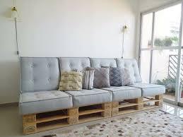comment fabriquer un canapé comment fabriquer un canapé en palette tuto et 60 idées