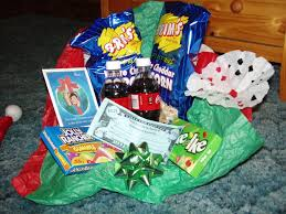 Movie Themed Gift Basket Movie Gift Basket