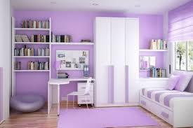 bedroom minimalist purple bedroom decoration using light