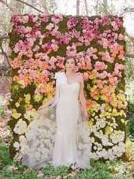 wedding backdrop flowers it s you floral wedding backdrops how flowers do that