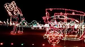 benson nc christmas lights meadow lights benson nc 12 04 17 youtube