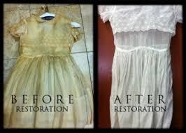 wedding dress restoration moline kronberg cleaners wedding dress preservation