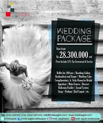 wedding cake balikpapan hotel horison sagita on for more information call