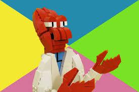 Zoidberg Meme Generator - moc highlights page 53 building lego brickpicker