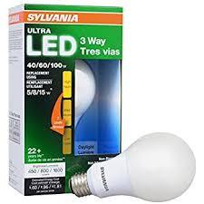 philips led 3 way bulb 1 pack 40 60 100 watt equivalent soft