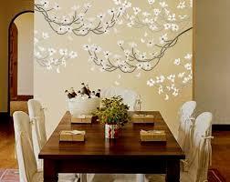 diy home decor wall dogwood branch reusable wall stencil easy diy home decor