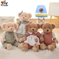 wedding gift shop quality plush teddy retro pastoral pastoral style