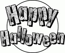halloween spider coloring page getcoloringpages com