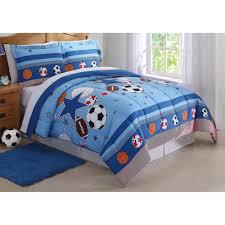 blue twin bedding brooklyn loom sand washed cotton twin xl comforter set in indigo