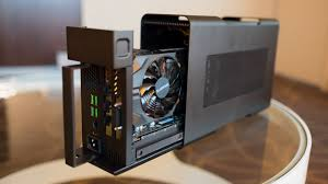 5 irresistible graphics cards enclosures for pc gaming from ces