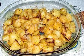 recette de cuisine au four recette de pomme de terre agata au four