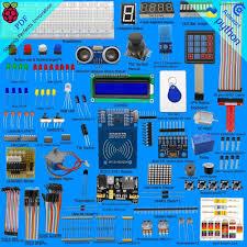 adeept rfid starter kit for raspberry pi 3 2 model b b with 40