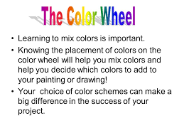let u0027s take a look at the color wheel color schemes and color