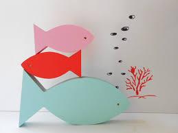Fish Decor For Home Modern Nautical Nursery Wooden Fish Decor For Home Nursery
