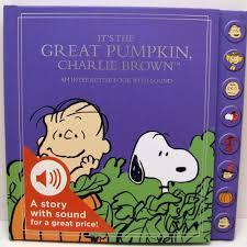 kob8092 it s the great pumpkin brown hallmark