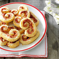 prosciutto pinwheels recipe taste of home