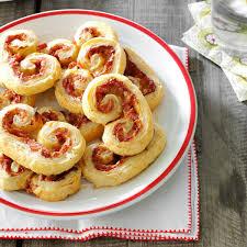 prosciutto pinwheels recipe taste of home