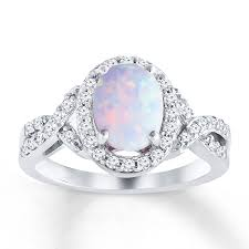 opal wedding ring engagement rings wedding rings diamonds charms jewelry from