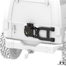 jeep wrangler jk tires metalcloak sportgate tire carrier jk wrangler a mounted