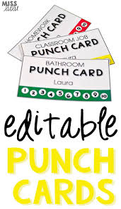 bathroom pass ideas editable punch pass cards bathroom pass classroom and