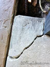 Repair Concrete Patio Cracks To Fix A In Concrete