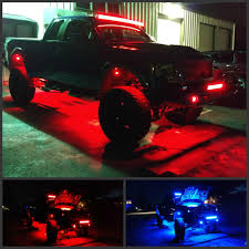 infinite offroad 3 watt rgb color change rock light