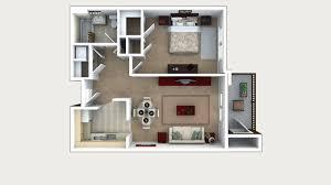 Single Bedroom Apartment Floor Plans by One Bedroom Floor Plans Crane U0027s Mill