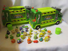 trash pack sewer truck playset ebay