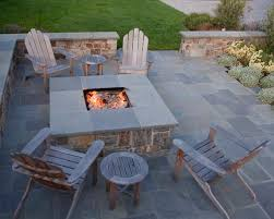Outdoor Patio Firepit Patio Design With Pit Contemporary Square Outdoor Patio