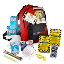 ready america grab n u0027 go three day emergency kit for two people
