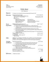 Make Job Resume by 5 How To Make A Job Resume Affidavit Letter