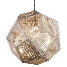 buy the etch steel pendant by tom dixon