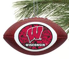 wisconsin badgers ornament wisconsin ornaments decorations