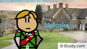 malcolm in macbeth traits character analysis u0026 quotes video