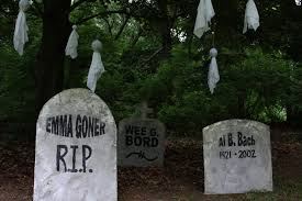 tombstone decorations graveyard downloadable tombstone epitaphs diy